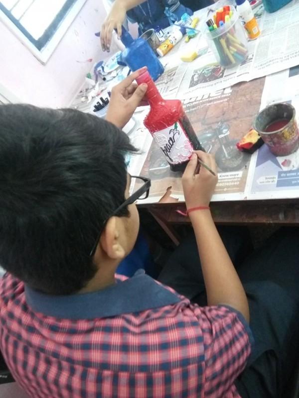 Inter School Art Competition